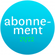 ABONNEMENT 20/21 & PASS CHANSON 2021