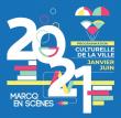 PROGRAMATION CULTURELLE DE LA VILLE DE  SEPTEMBRE A DECEMBRE 2021