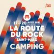 LA ROUTE DU ROCK - CAMPING