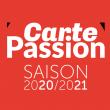 CARTE PASSION 2020 - 2021