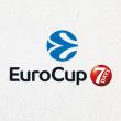 EUROCUP SAISON 2021-2022
