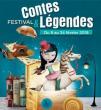 FESTIVAL CONTES ET LEGENDES          DU 9 AU 24 FEVRIER