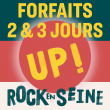 FORFAITS 2J ET 3J - UP !