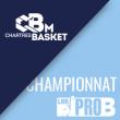 MATCHS DE CHAMPIONNAT PRO B 2018-2019